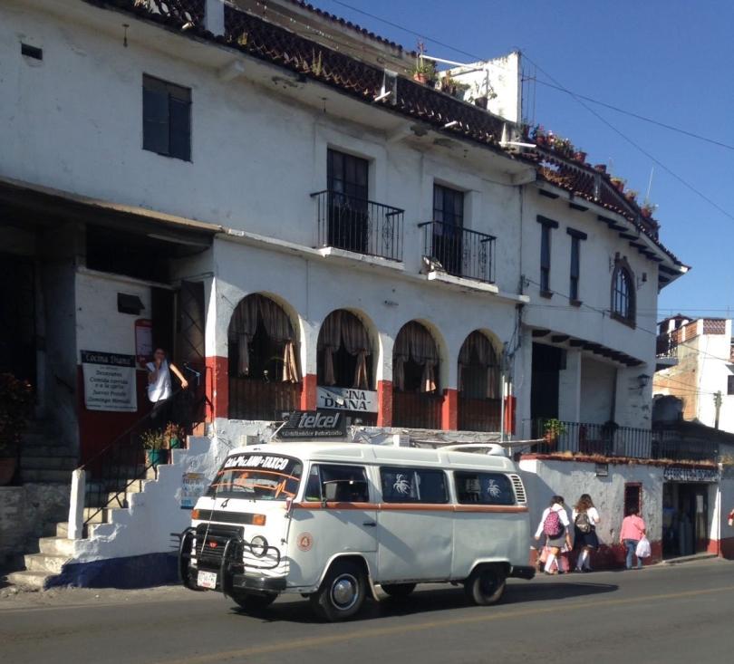 Kolonialstadt Taxco